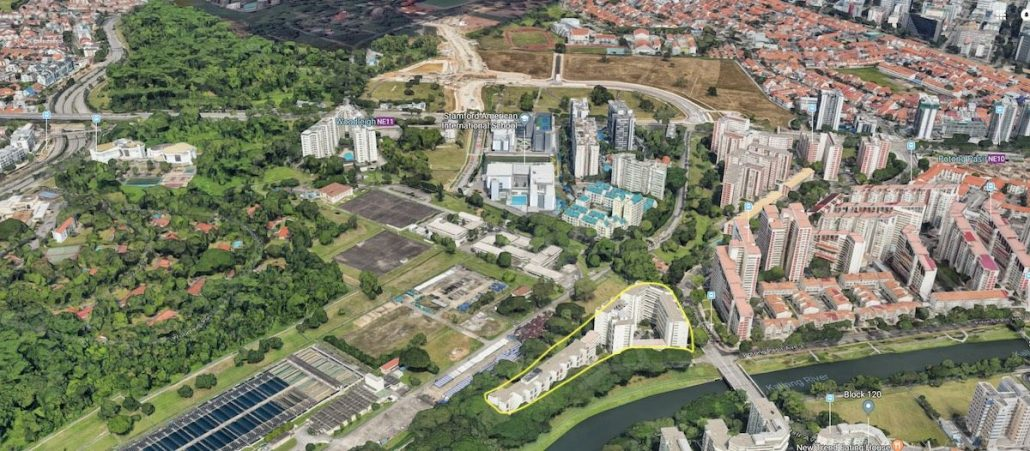 The Tre Ver Potong Pasir, The Tre Ver Progress, The Tre Ver PropertyGuru